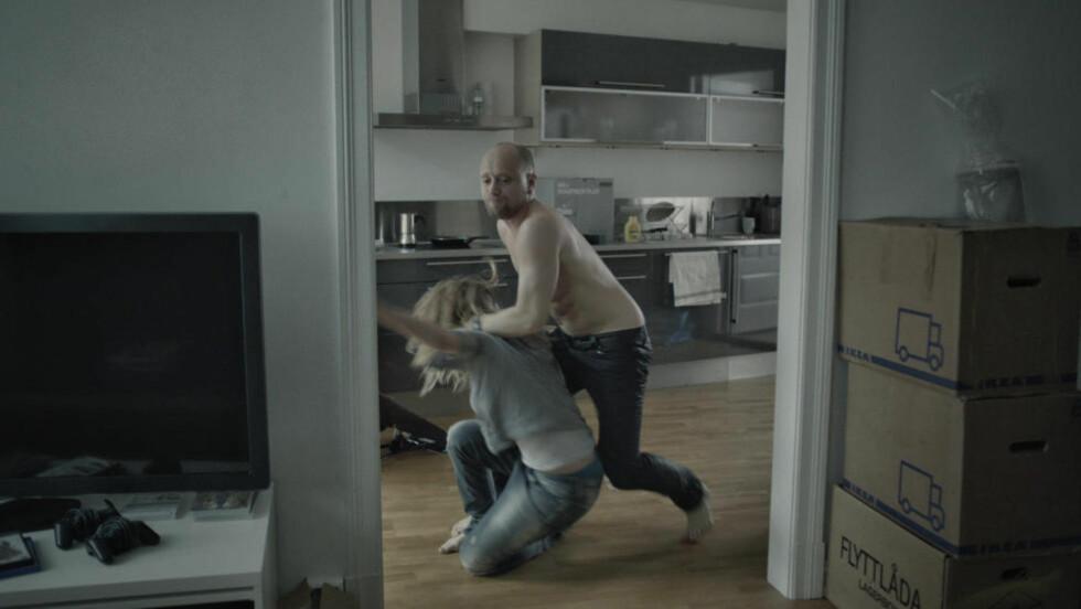 Aksel Hennie spiller en av hovedrollene i «90 minutter». Foto: Euforia film
