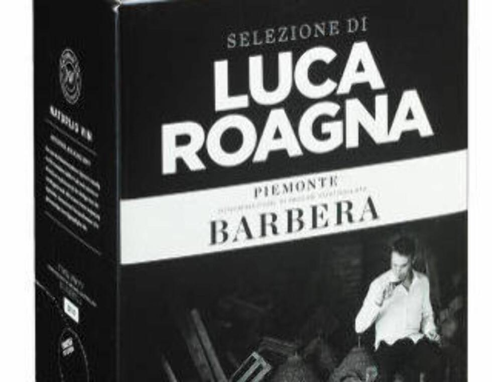 BARBERA PIEMONTE SELEZIONE LUCA ROAGNA: Saftig Barbera, prøv den til andebryst.