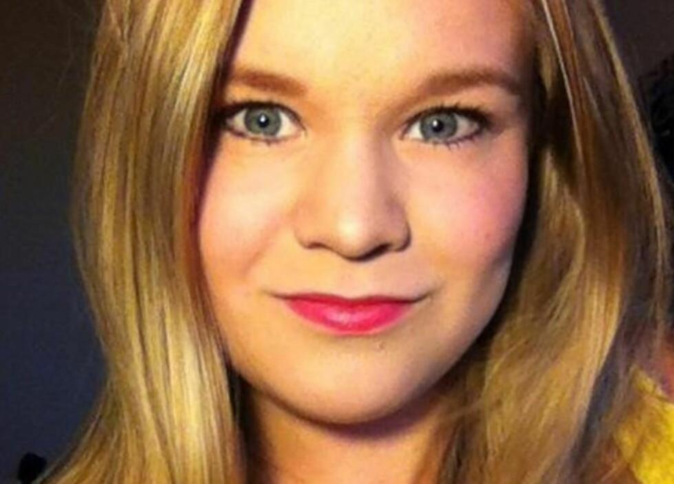 - HETSET PÅ GATA:  Eli Anne Nystad (23) ønsker å si fra at hverdagsrasisme ikke er greit og har bestemt seg for å anmelde episoden til politiet. Foto: Privat
