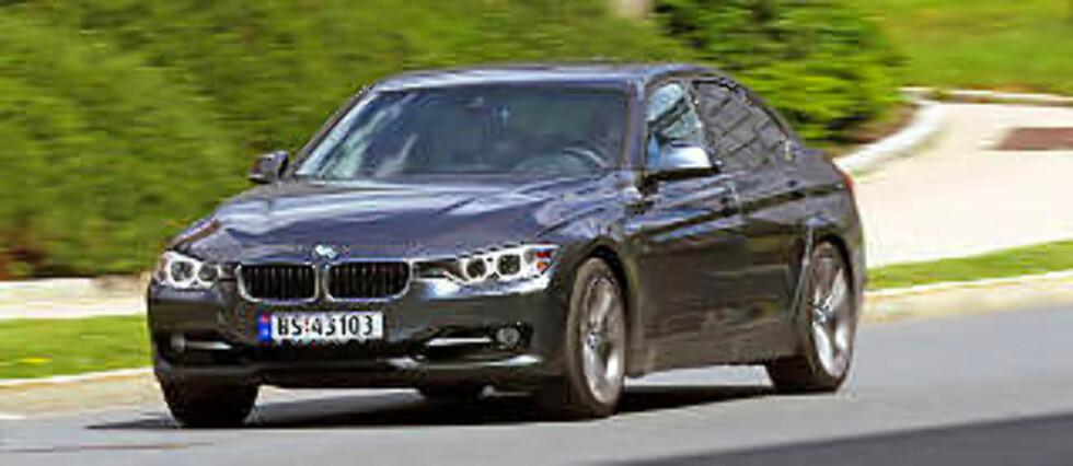 BIL 2: BMW 3-SERIE