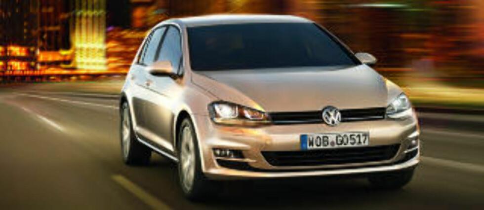 BIL 15: VW GOLF