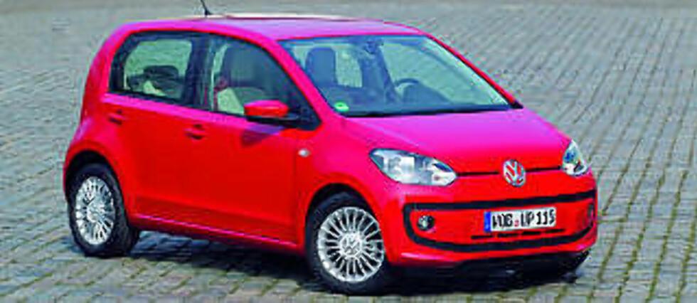 BIL 16: VW UP