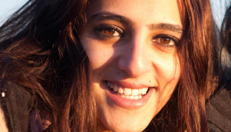 TØFF KVINNE:  Journalist og aktivist Wojoud Mejalli har markert seg ved å sette kvinners rettigheter på dagsorden i Jemen og deltok aktivt i det ungdomsopprøret som endte med regimets avgang i 2011. Foto: Øystein Windstad