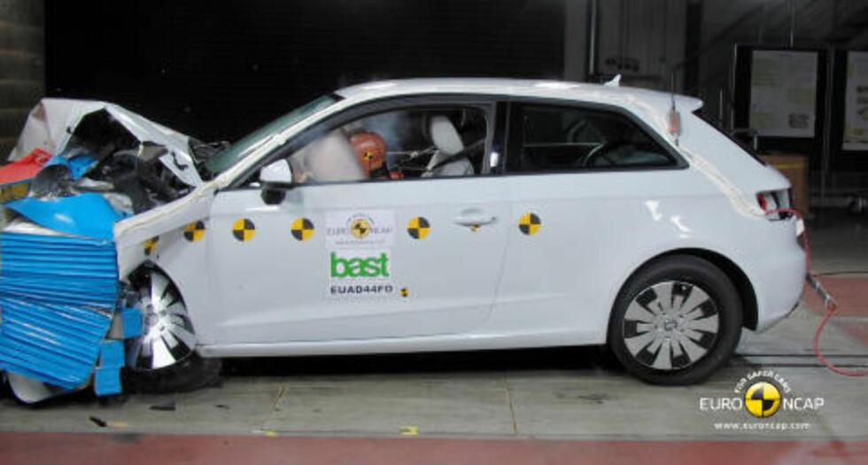 FEM STJERNER: Audi A3