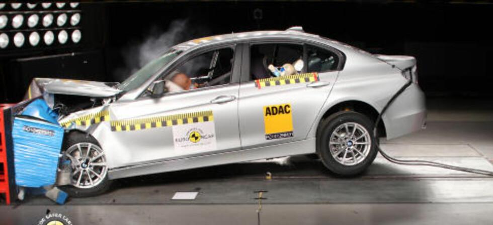 FEM STJERNER: BMW 3-klasse