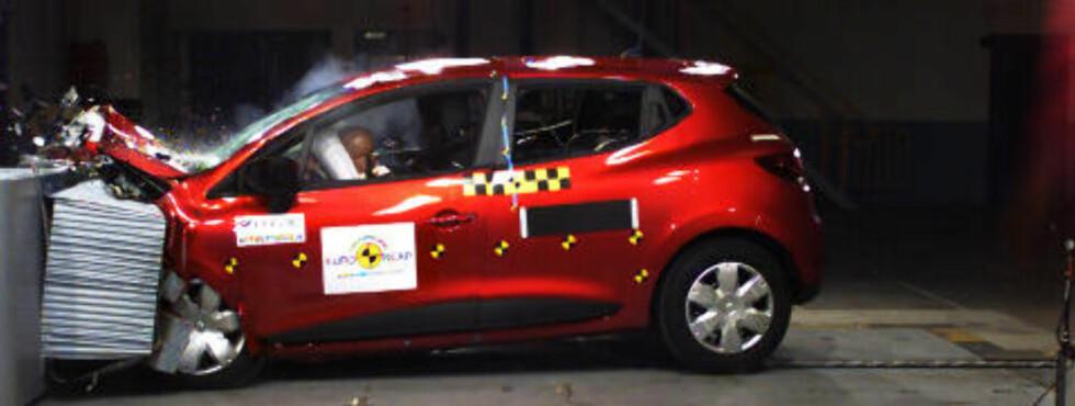 FEM STJERNER: Renault Clio