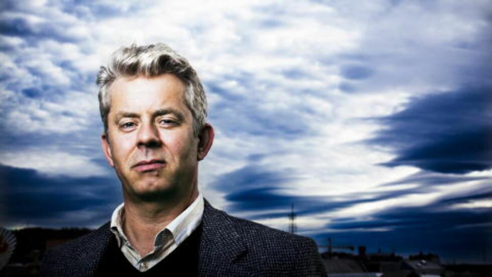 Knut Nærum. Foto: Sondre Steen Holvik / Dagbladet