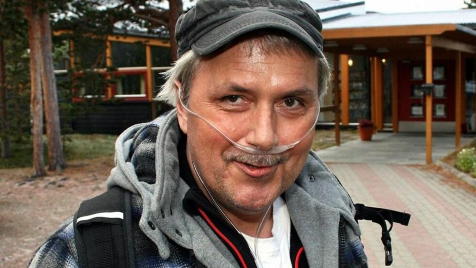 I FIN FORM: Tore Pedersen Arnesen anno 2012 har virkelig livnet til, sin alvorlige sykdom til tross. Foto: Torgeir Bråthen / Nordlys