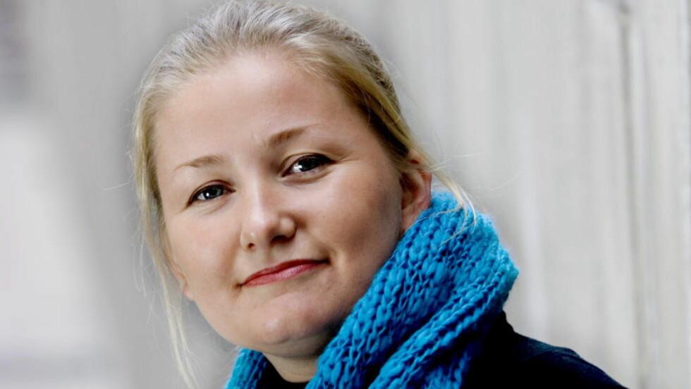 UFOKUSERT: Mangelen på ambisjon gjør Ane Farsethås' nye bok nokså ufokusert, mener Dagbladets anmelder. Foto:Bjørn Langsem/DAGBLADET.