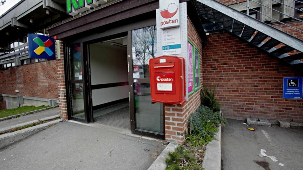I BUTIKK: Posten gjør om 149 kontor til Post i butikk.  Foto: Stian Lysberg Solum / Scanpix