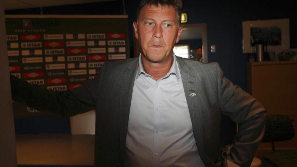 VIKING-AKTUELL: Tidligere Molde-trener Kjell Jonevret.     Foto: Svein Ove Ekornesvåg / Scanpix