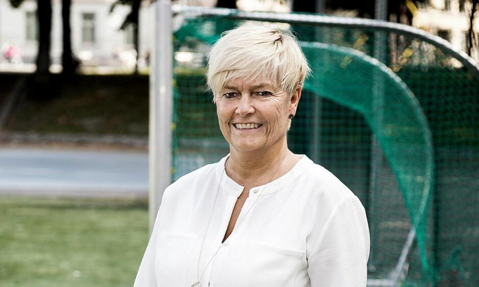 Fotballmamman's formel: Selvstendighet og hundre prosent innsats i det du til enhver tid holder på med, har vært viktige elementer i familien Stolsmo Hegerberg. Foto: John T. Pedersen / Dagbladet.