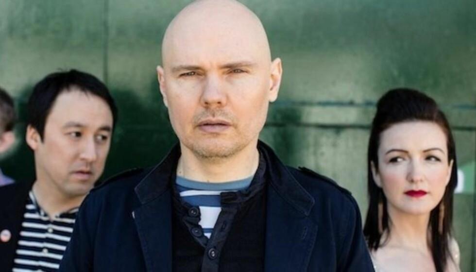 Du sa du var skikkelig lei Billy Corgan nå?