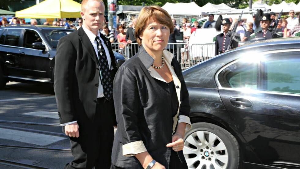 KREVER NY GRANSKNING: Justisminister Grete Faremo krever ny granskning av politiets innsats i forbindelse terrorangrepet mot Utøya 22. juli i fjor. Foto: Jacques HVistendahl