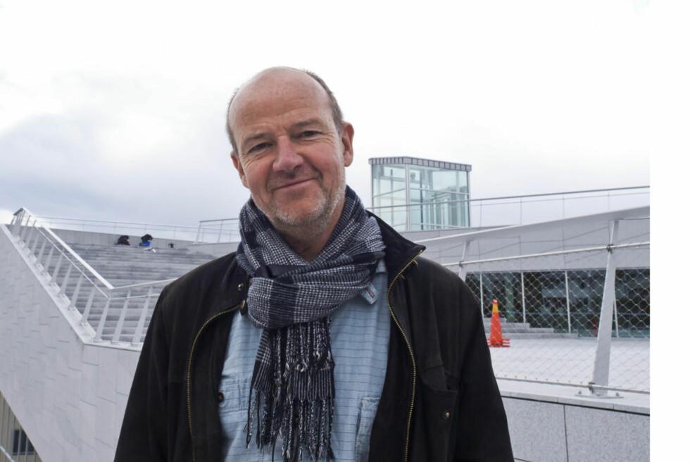 RESIDENS: Moldes nye kulturhus, Plassen, blir en av Jon Balkes arenaer under Moldejazz. Han skal spille konserter i både den store og lille salen pluss på taket av bygget i løpe av sin residensuke. FOTO: TERJE MOSNES