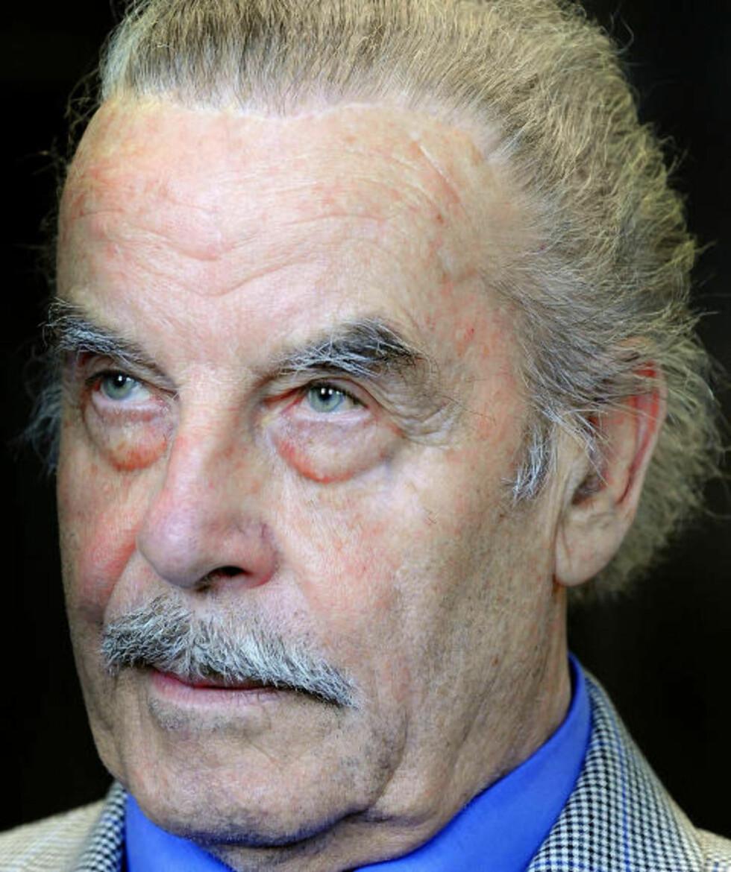 FJERNDIAGNOSTISERT:  i 2009 fjerndiagnostiserte Torgeir Husby Josef Fritzl som tilregnelig. Foto: AFP PHOTO/ NTB Scanpix