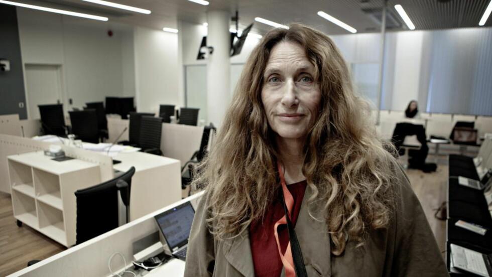 GJØR RESEARCH: Vibeke Løkkeberg legger gjerne dokumentarfilmen om 22. juli i et arkiv til tiden er moden. Foto: Lars Eivind Bones / Dagbladet