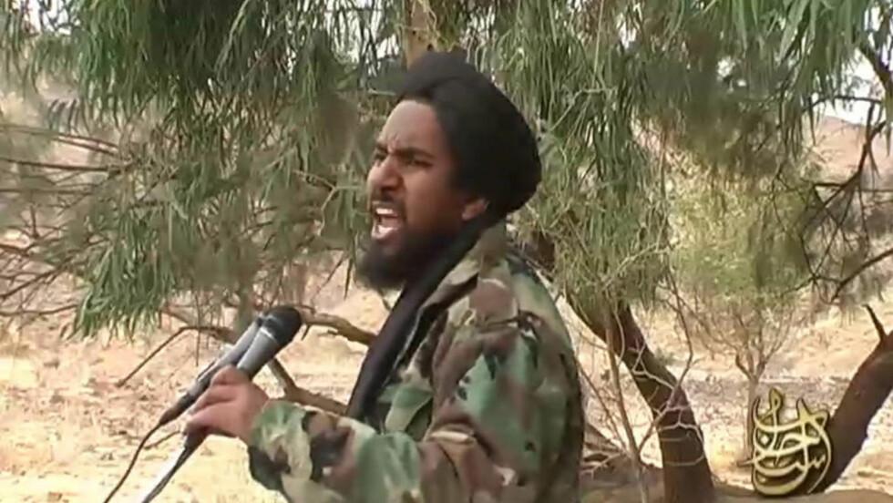 DREPT: Al-Qaida-topp, Abu Yahya al-Libi, skal ha blitt drept i et droneangrep tidligere denne måneden. Foto: Reuters