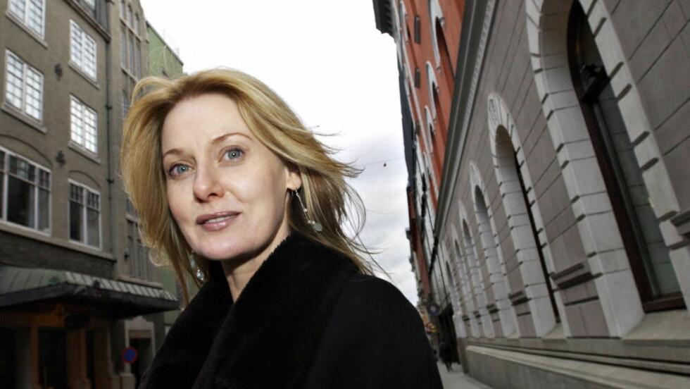 DYKTIG: Australske Anna Funder følger opp sin oppsiktsvekkende bok om Øst-Tyskland, «Stasiland», med en roman om tyske opposisjonelle i naziperioden. Foto: Truls Brekke