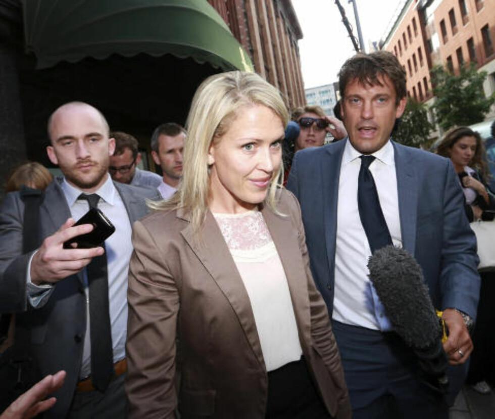<strong>VISSTE IKKE:</strong> Flere av Julian Assanges advokater, blant annet Jennifer Robinson, hadde ikke blitt orientert om at han ville søke politisk asyl ved den ecuadorske ambassade i London. Foto: Reuters/Olivia Harris/NTB Scanpix