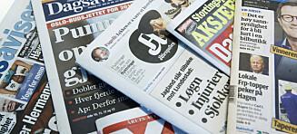 Selg meg en avis som er god!