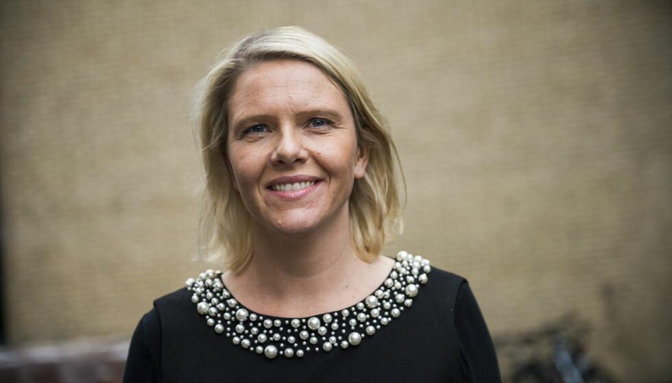BITT AV BLOGGBASILLEN?: Norges innvandrings- og integreringsminister, Sylvi Listhaug, har begynt å blogge. Foto: Endre Vellene / Dagbladet