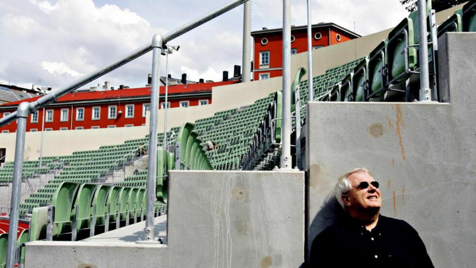 EGNE REGLER: Friidrettspresident Svein Arne Hansen sier at Erik Tysse burde vært utestengt på livstid for doping, men den holdningen får ingen konsekvenser. FOTO: Aleksander Nordahl.