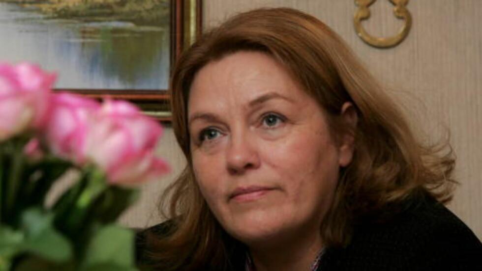 REAGERER:  Tidligere topp-politiker Anita Apeltun Sæle. Foto: Oddmund Lunde/Dagbladet