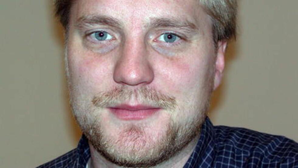 RASER:  Espen Ottosen i norsk misjonssamband.