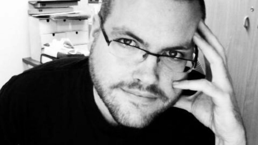 REPOSTET INNLEGGENE: Bloggeren Gunnar Roland Tjomlid valgte å publisere «Mortens» blogginnlegg på nytt, samt et innlegg om hvordan Sjokoservice truet ham med søksmål på e-post. Foto: Privat