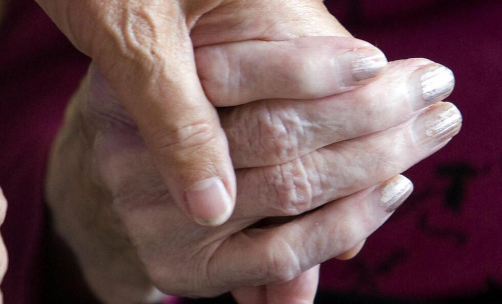UBRUKT RESSURS: «Skal vi kapre framtidas pensjonister til frivillig innsats, må det legges godt til rette for såkalt «totimersfrivilligheten»,» skriver artikkelforfatteren. Foto: Gorm Kallestad / NTB scanpix