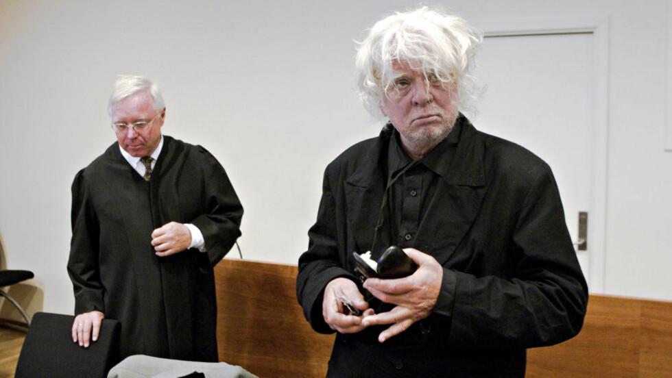 Dømt: Odd Nerdrums forsvarer Pål Berg (t.h), mener dommen er uforståelig. Nå vurderer de å anke saken inn for Høyesterett. FOTO: TORBJØRN BERG / DAGBLADET