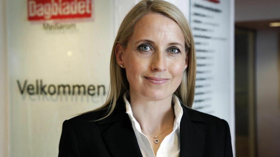 NY STYRELEDER:  Anne Lise Meyer blir i dag ny styreleder i Berner Gruppen. Hun overtar etter Jens P. Heyerdahl d.y.  Foto: Steinar Buholm / Dagbladet