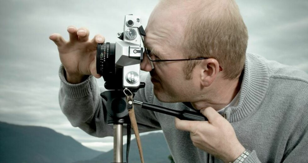PIKSELFORVIRRING: Det er ikke nødvendigvis pikslene som er det viktigste når du skal kjøpe kamera. Til det er sensorene for små og resultatet kan gi dårligere bilder. Foto: Kati Neudert