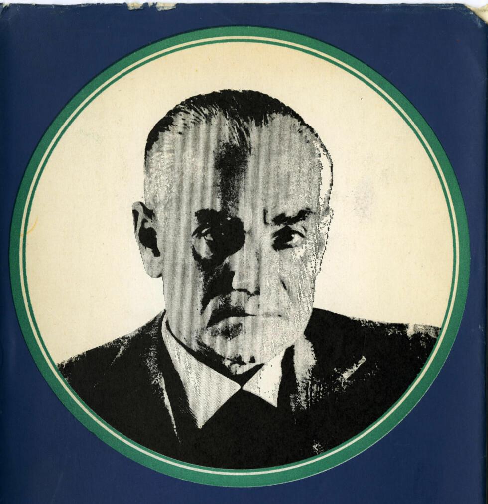 STERKE NOVELLER: Alberto Moravias noveller kom i utvalg i Gyldendals kjente blå serie. Foto: Faksimile fra omslaget.