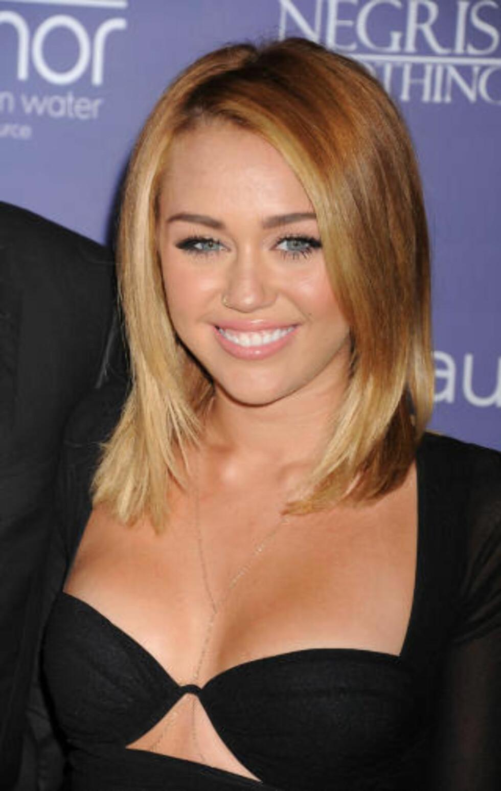 HAR LEST:  Skuespiller Miley Cyrus. Foto: Stella Pictures