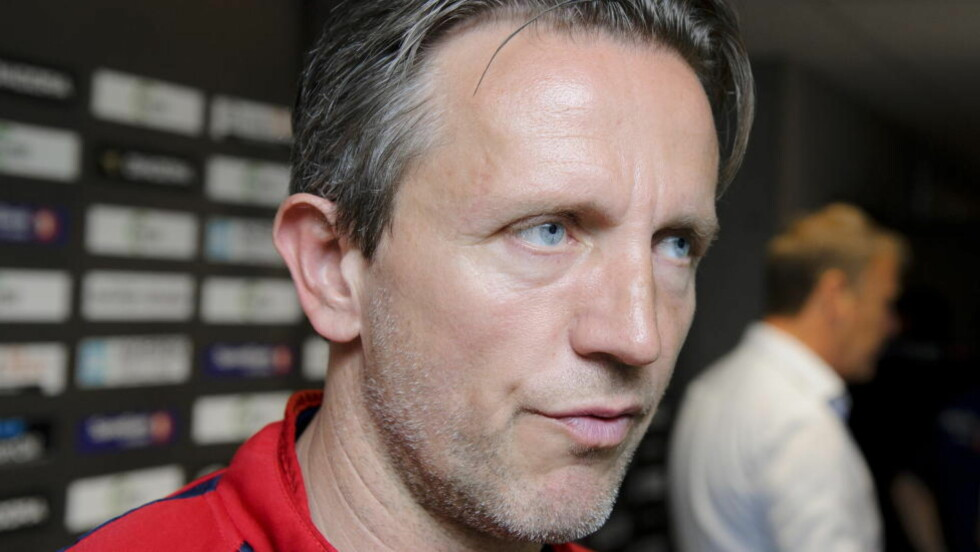 STARTET MED TAP: Stabæk og trener Petter Belsvik fikk ingen god start på kvalifiseringen til Europaligaen, etter å ha tapt 0-2 borte mot finske JJK i første kvalifiseringsrunde. Foto: Kent Skibstad / NTB scanpix