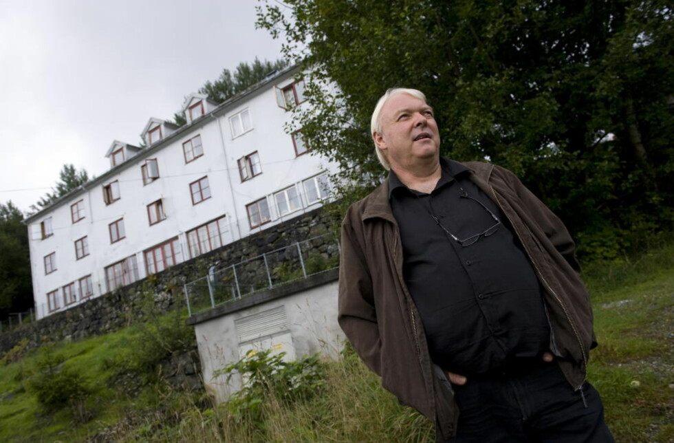 STØRST: Ronald Tuft er teknisk direktør og eier av Hero Norge, den desidert største private aktøren innen asylmottak. Private aktører har tjent hundrevis av millioner på asylboomen det siste tiåret, og sitter på det rødgrønne gren. Foto: Tor Erik H. Mathiesen / Dagbladet