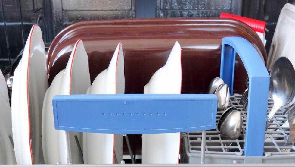 VERDT Å KUNNE: Det finnes mange triks i hvordan du bør stable inn i oppvaskmaskinen din. Illustrasjonsfoto: Colourbox