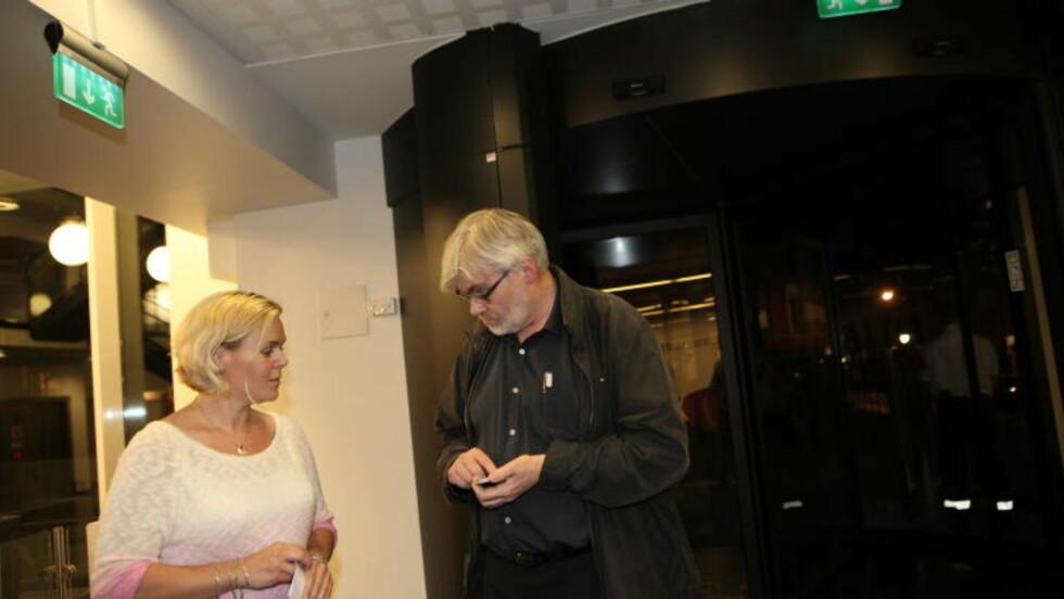 MISFORNØYD:  Forbundsleder i Industri Energi, Leif Sande, er svært kritisk til tvungen lønnsnemnd. Foto: Anette Karlsen, NTB Scanpix.