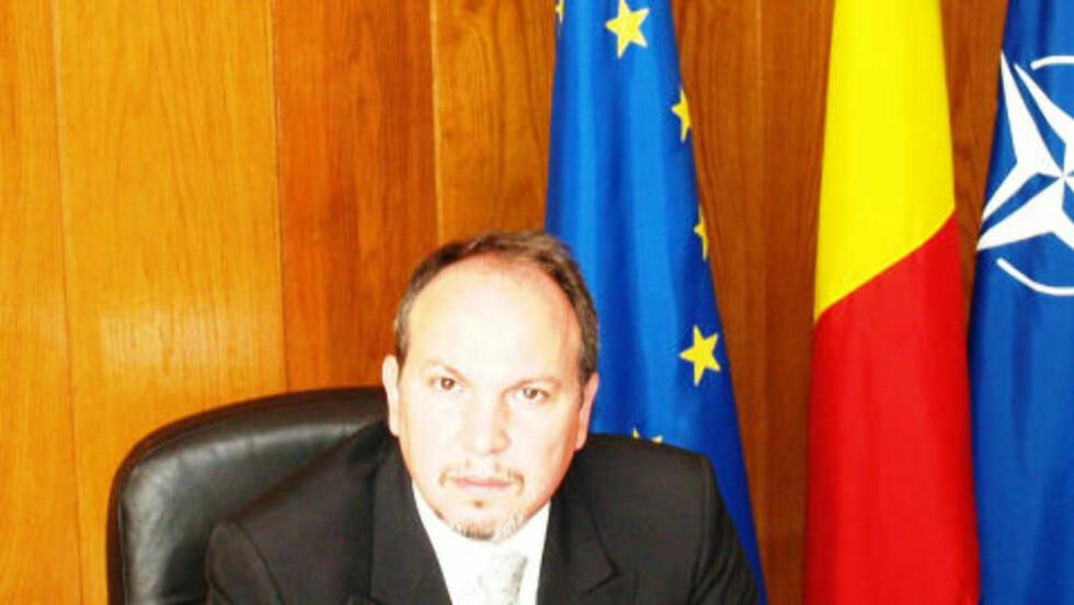 Daniel Ioni??,   Romanias ambassadør til Norge