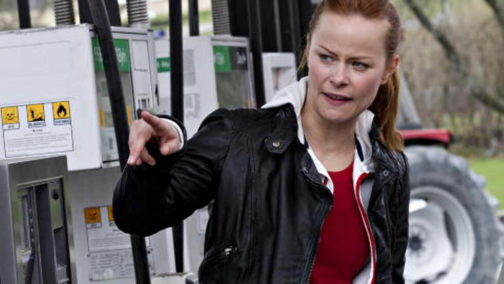 KINODEBUTERER: Skuespiller Kaia Varjord spiller kjæresten til Aksel Hennies karakter. Foto: Torbjørn Berg / Dagbladet