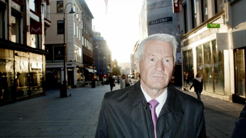 Advarer:  Tidligere statsminister Torbjørn Jagland advarer mot angrep på romfolket. Foto: Anita Arntzen/Dagbladet