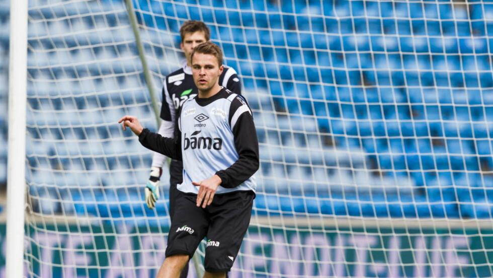 WOLVES-AKTUELL: Vadim Demidov skal være nær en overgang til Wolverhampton. Foto: Vegard Grøtt / NTB scanpix