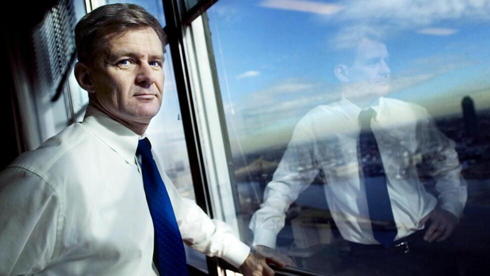 Human Rights Wacth følger utviklingen for romfolket i Norge, sier Jan Egeland. Europadirektør i menneskerettighetsorganisasjonen Human Rights Watch. Foto: Kristine Nyborg/Dagbladet