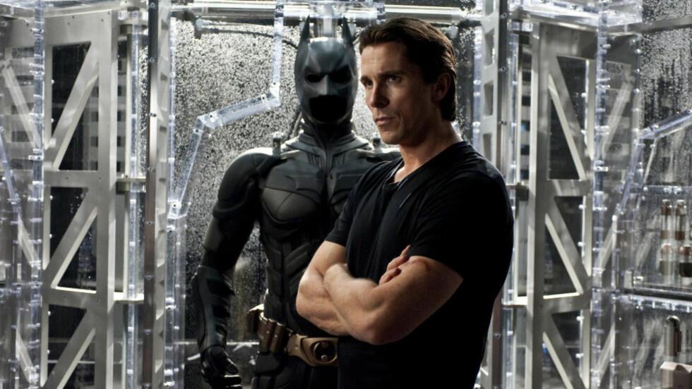 AVLYST:  Kinopremieren av «The Dark Knight Rises» er utsatt i Paris, men i Norge går den som planlagt i neste uke. Foto: SF Film