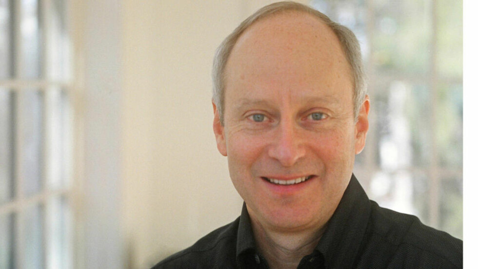 PROFESSOR: Michael J. Sandel er Harvard-professor og forfatter.  Foto: Justiceharvard.org