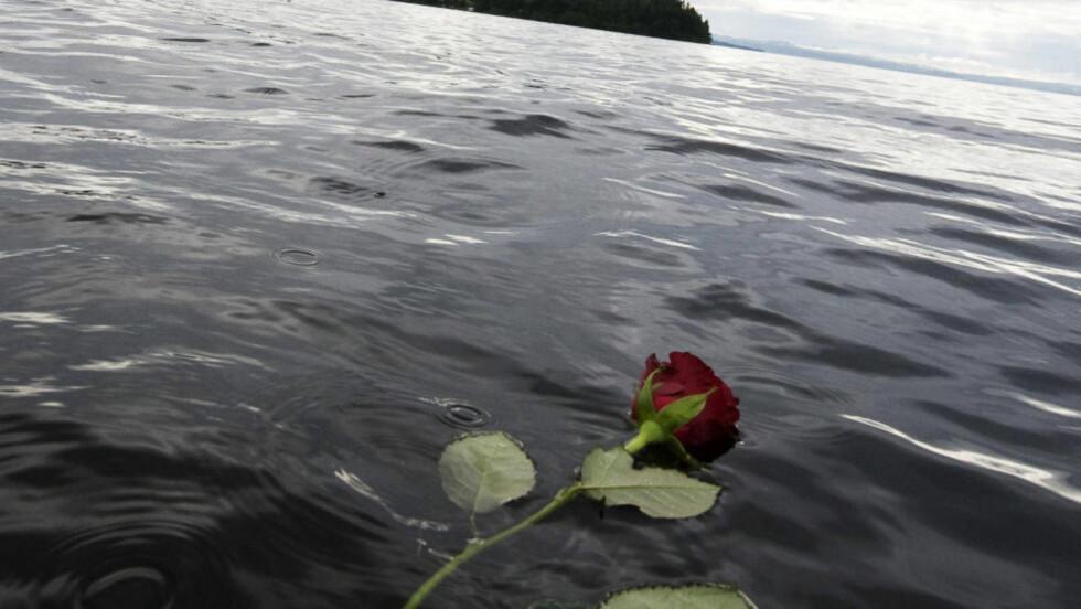 ENDRET LITE: Uskylden døde ikke 22. juli 2011. Men den føles mer som et valg enn før. Foto: Jonathan Nackstrand/AFP Photo.