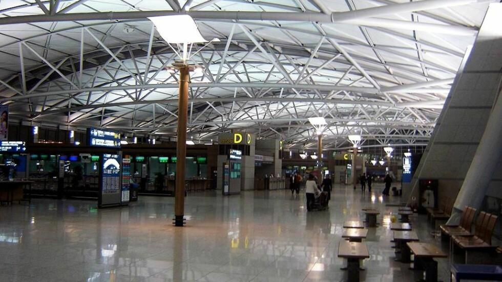 VERDENS BESTE: Incheon International Airport i Sør-Korea vant prisen for beste flyplass. Foto:Siqbal/ WIKIMEDIA COMMONS