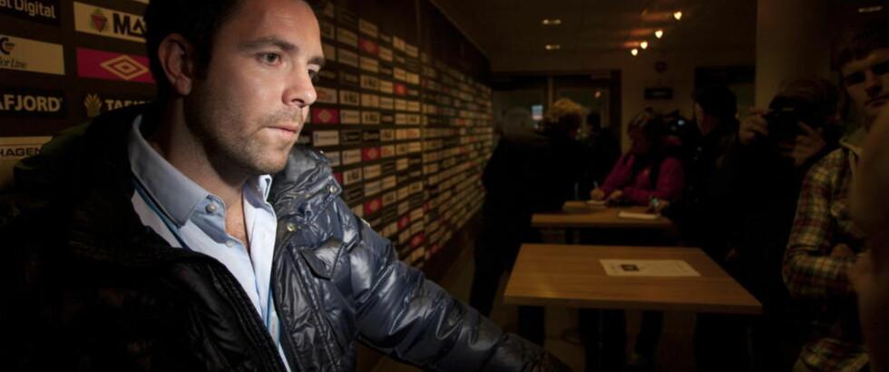 VIL HANDLE: Inge André Olsen, sportslig administrativ leder i Stabæk, forsikrer at bærumsklubben skal forsterke spillerstallen i sommer. Foto: Svein Ove Ekornesvåg / Scanpix